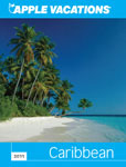 Apple Vacation online brochure for the Caribbean