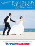Apple Vacation online brochure for Destination Weddings