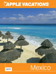Apple Vacation online brochure for Mexico