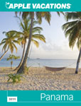 Apple Vacations online brochure for Panama